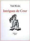 Intrigues de Cour