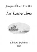 La Lettre close