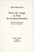 Notes de voyage au Pays des Hommes-Bousiers