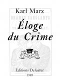 Éloge du crime